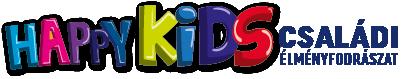 HappyKids Családi élményfodrászat Logo